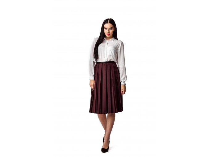 ručne plisovaná sukňa, plisovaná sukňa, unikátna sukňa, biznis sukňa, biznis plisovaná sukňa, midi sukňa, midi plisovaná sukňa, sukňa na pracovné stretnutie, sukňa na pracovný obed, plisovaná sukňa na obchodné rokovanie, plisovaná sukňa na obchodné stretnutie, pleated skirt, bohatá plisovaná sukňa, vlnená sukňa, vlnená plisovaná sukňa, jankiv siblings